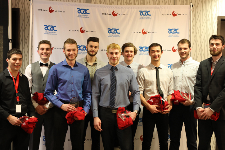 2019 CCAA Men's Volleyball All-Canadians