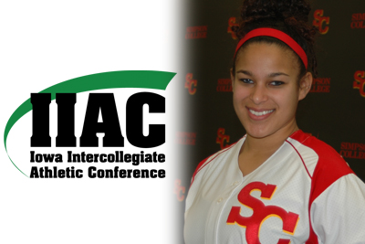 Coopman named IIAC Player of the Week