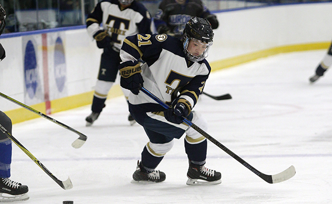 Women's Hockey Drops Second Game to Northland