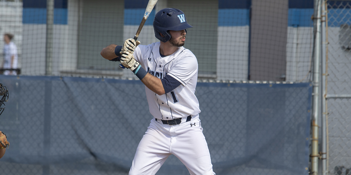 Baseball eliminated from Atlantic East Tournament by Immaculata