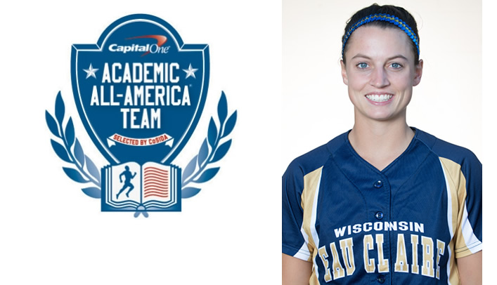 Laura Raflik Named to Academic All-District Softball Team