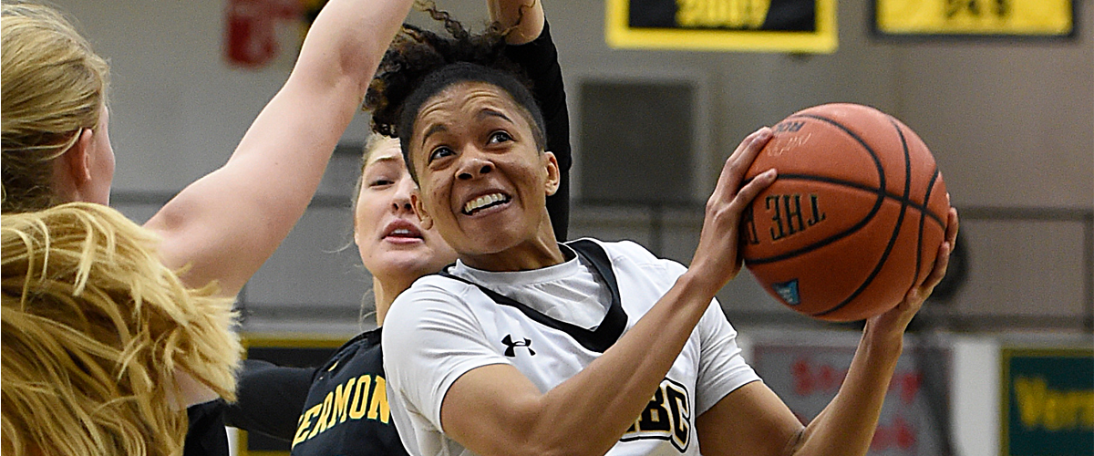 Women's Basketball Travels to Albany for Monday Night Contest