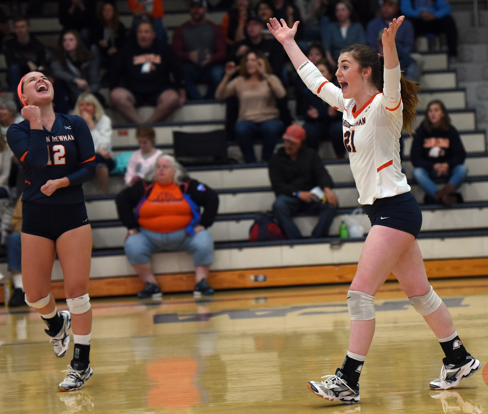 Carson-Newman Volleyball Liberos and Setters Position Preview