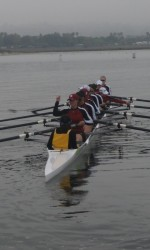 Santa Clara Crew Continues Play at the Davis Invitational