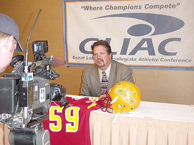 FSU Picked Seventh In 2009 GLIAC Football Poll