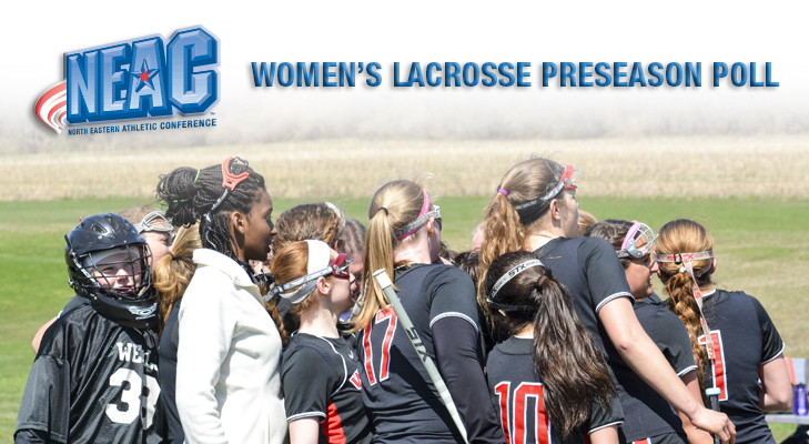 Women's Lacrosse Ranked Sixth In NEAC Preseason Poll