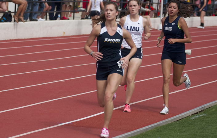 Emory Track & Field Competes at UGA's Torrin Lawrence Memorial