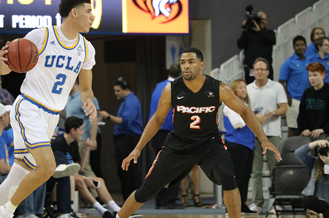 #16 UCLA Defeats Pacific In Season Opener