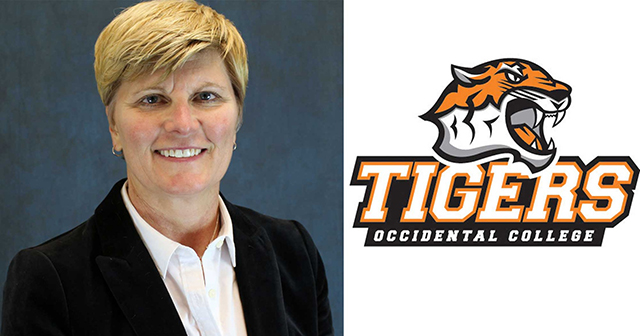 Occidental: Ness Named Oxy Athletic Director