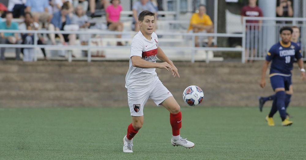 #14 Tartans Steal Road Win at Westminster, 2-1