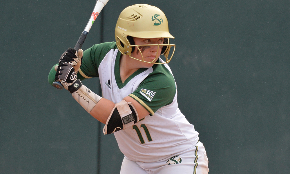 SOFTBALL HOSTS 3-GAME SERIES VS. PORTLAND STATE; SENIOR DAY ON TAP FOR SATURDAY