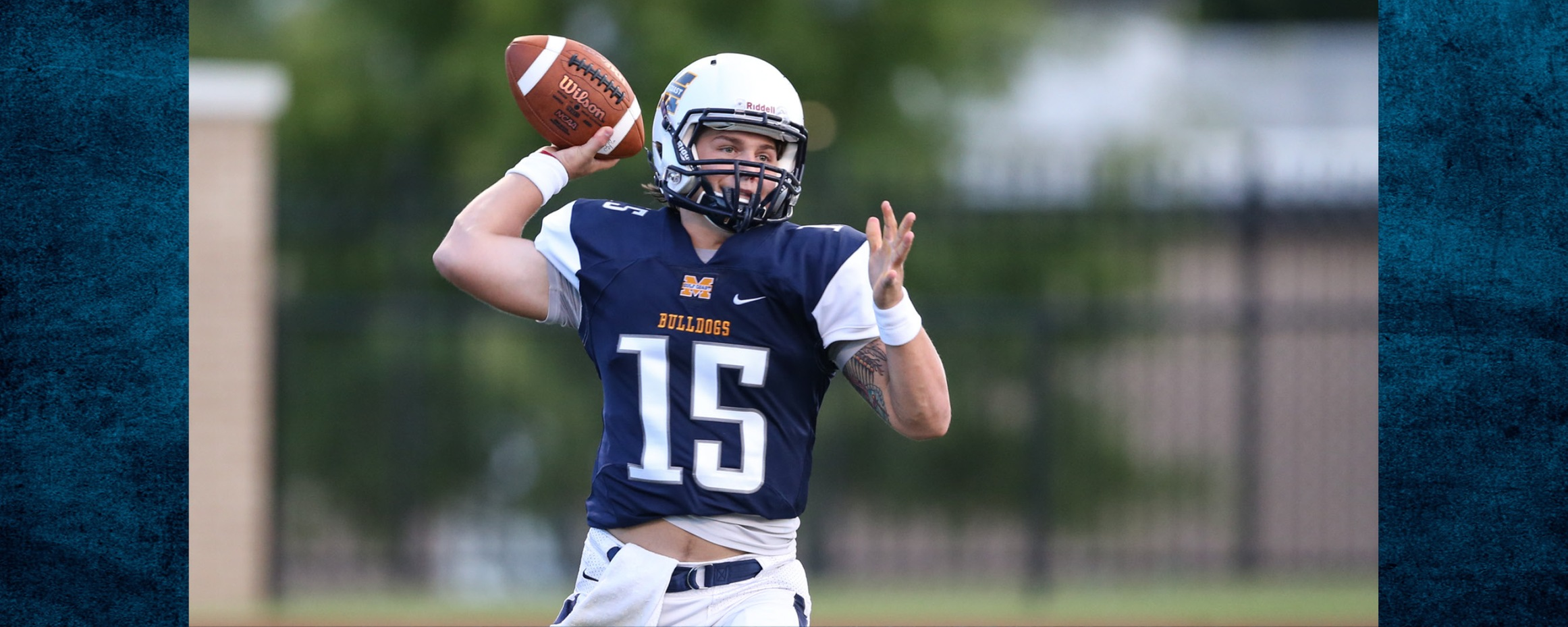Lovertich's 6 TD passes pave way for big win