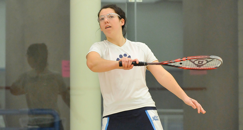 Squash Defeats Haverford to Close Out Pioneer Valley Invite