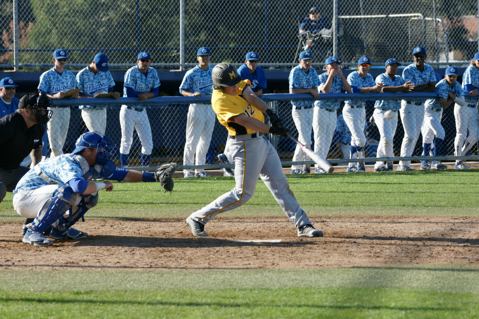 College of Marin Emerges Victoriously From 14-8 Slugfest With Napa