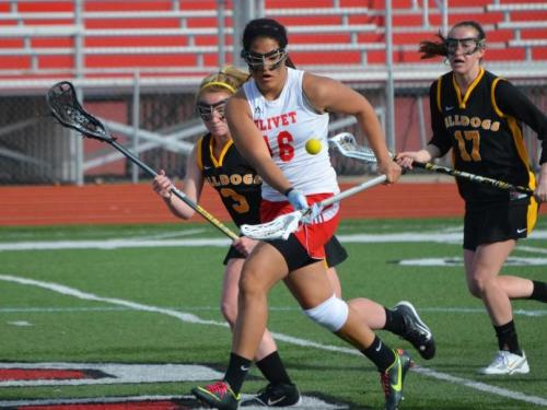 Women's lacrosse team comes up short against Adrian, 13-1