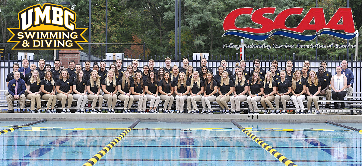 Swimming and Diving Earns CSCAA All-America Honors