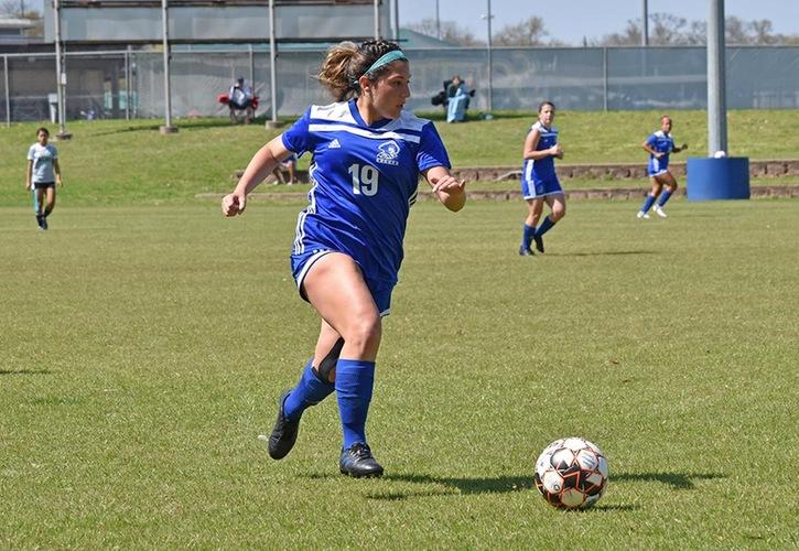 Blinn Women's Soccer Looks To Reach New Heights