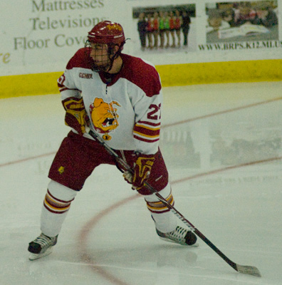 #27 Brett Wysopal (Photo by Joe Gorby)