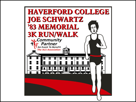 Pre-registration deadline April 12 for Joe Schwartz '83 3K