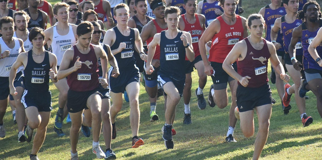 SCAC Men's Cross Country Recap - Week Seven