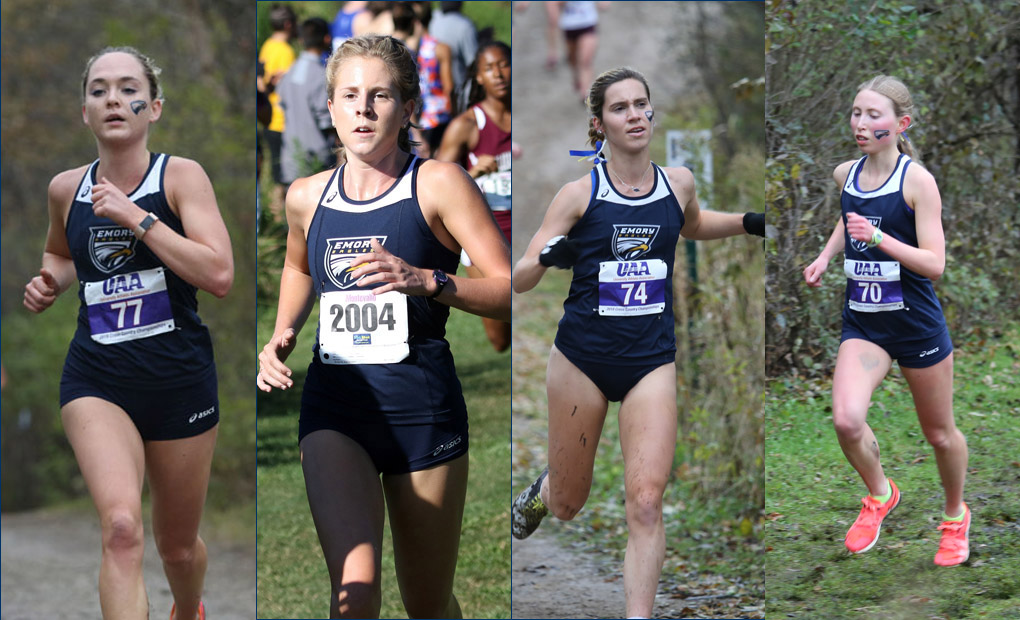 Emory Women's Cross Country Announces 2018 Award Winners