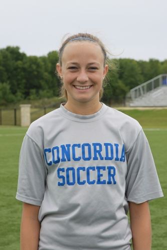 Straehler's OT goal lifts CUW over Marian in women's soccer