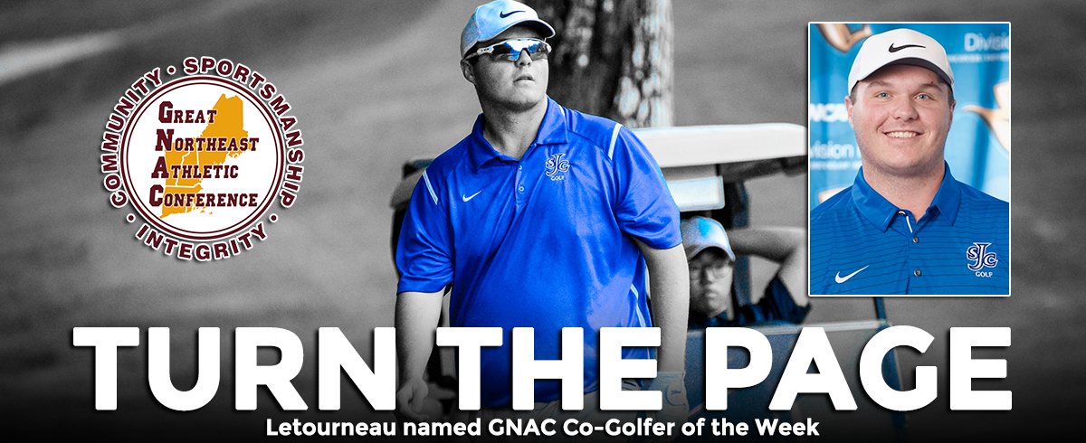 Letourneau Selected as GNAC Co-Player of the Week