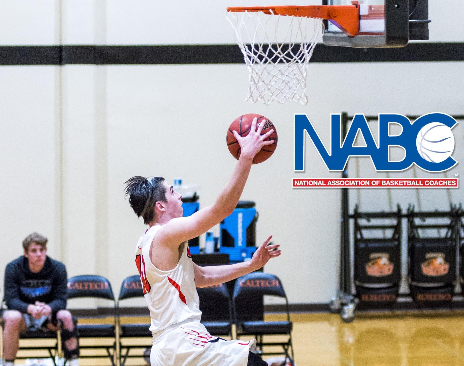 Andrews Named to NABC Give Back Team