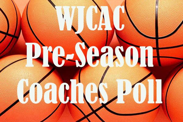 WJCAC Preseason Basketball Polls