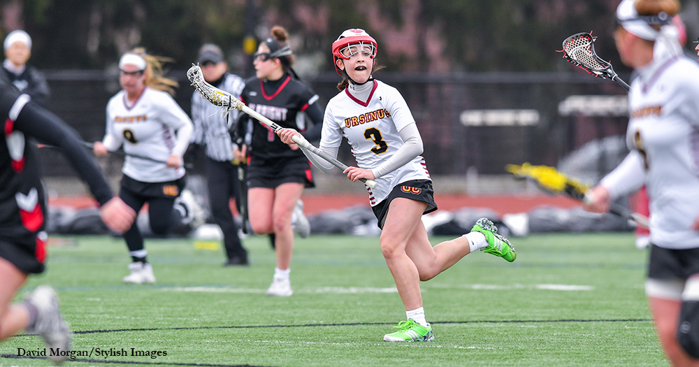 Women's Lacrosse Battles With Garnet