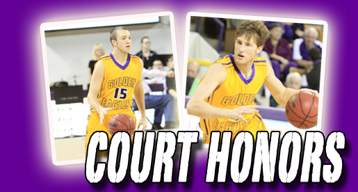 Golden Eagles Hunley, Newton named to NABC Honors Court