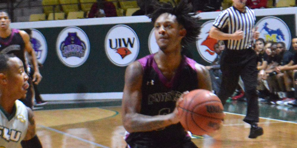 Late First Half Run Sinks Gents at Southeastern Louisiana