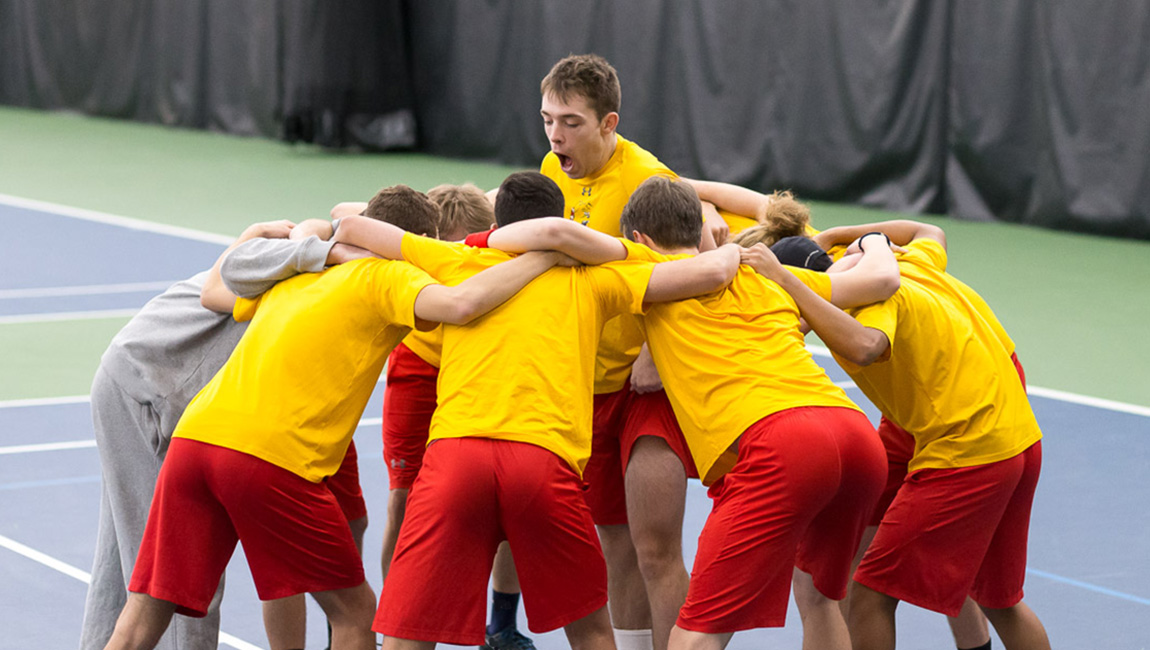 FSU Dominates Walsh To Earn At Least Share Of Third-Straight GLIAC Men's Tennis Championship