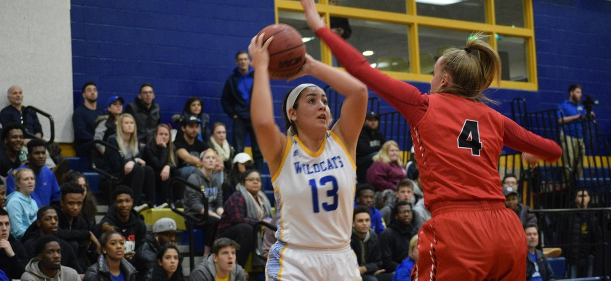 Strong First Half Lifts Women's Basketball Past St. Joseph 78-56