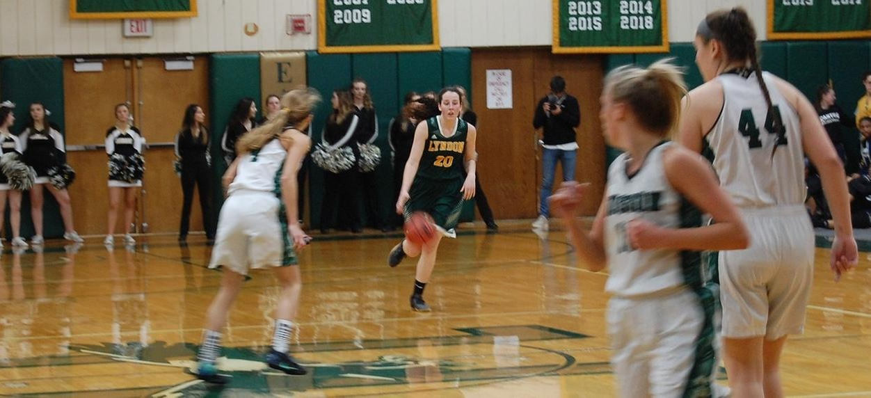 Hornet women's basketball season ends in NAC semis