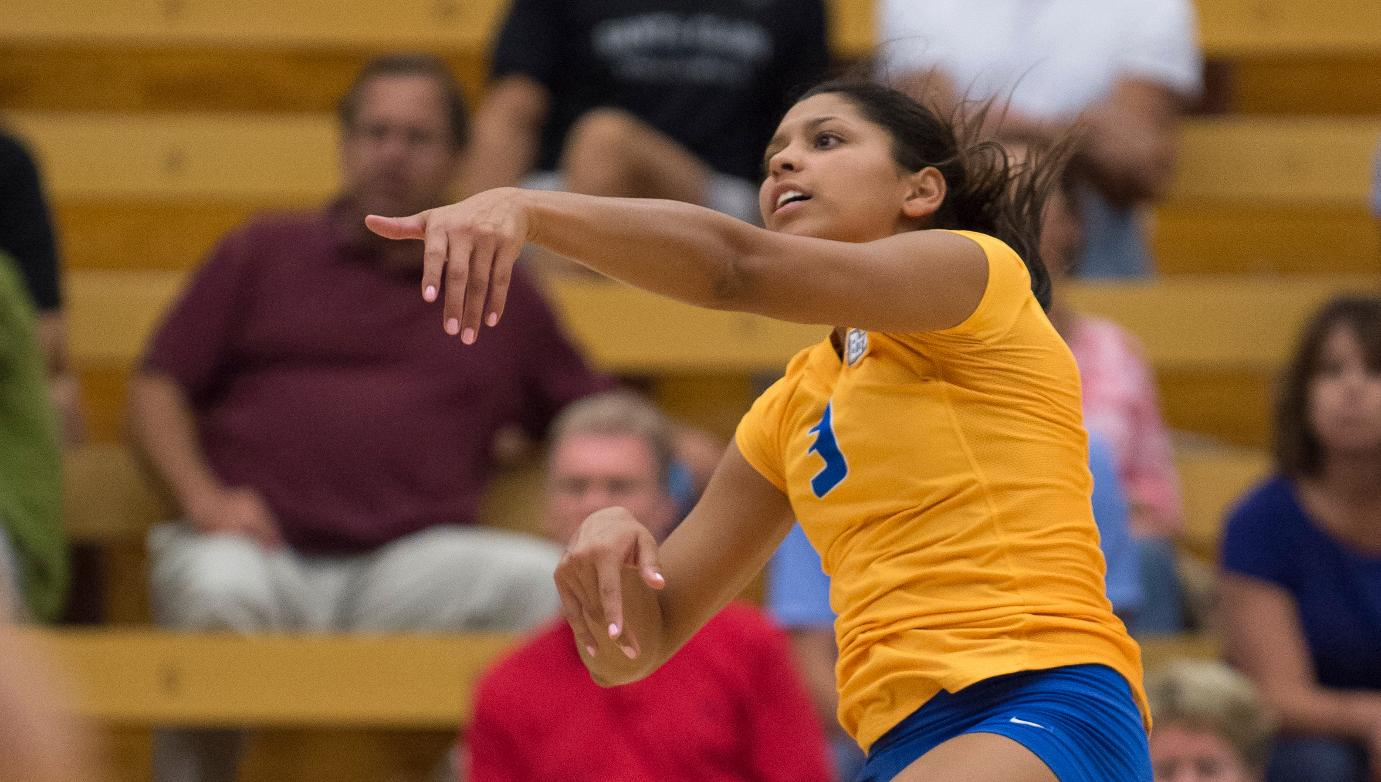 UCSB Trounces Riverside in 3-0 Sweep