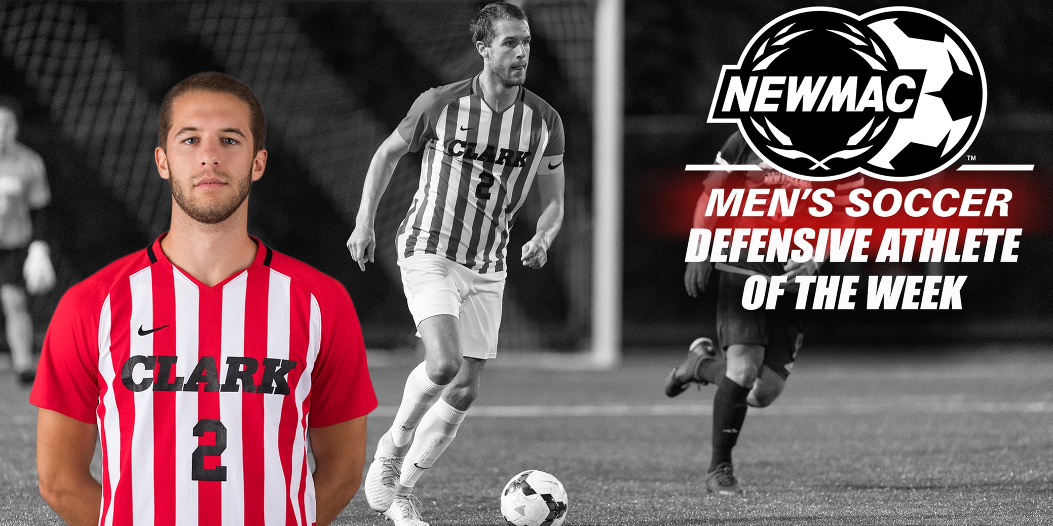 Feshbach-Meriney Named NEWMAC Defensive Athlete of the Week