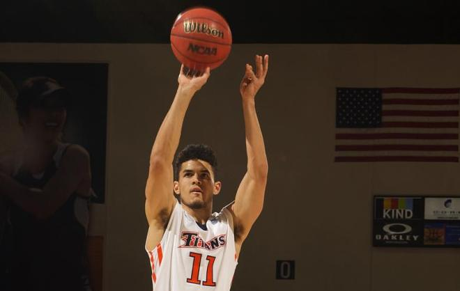 Titans Come Up Short Against Oregon State