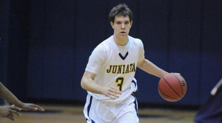 Juniata men's hoops advances to W&L Invitational championship with 59-45 win over Gettysburg