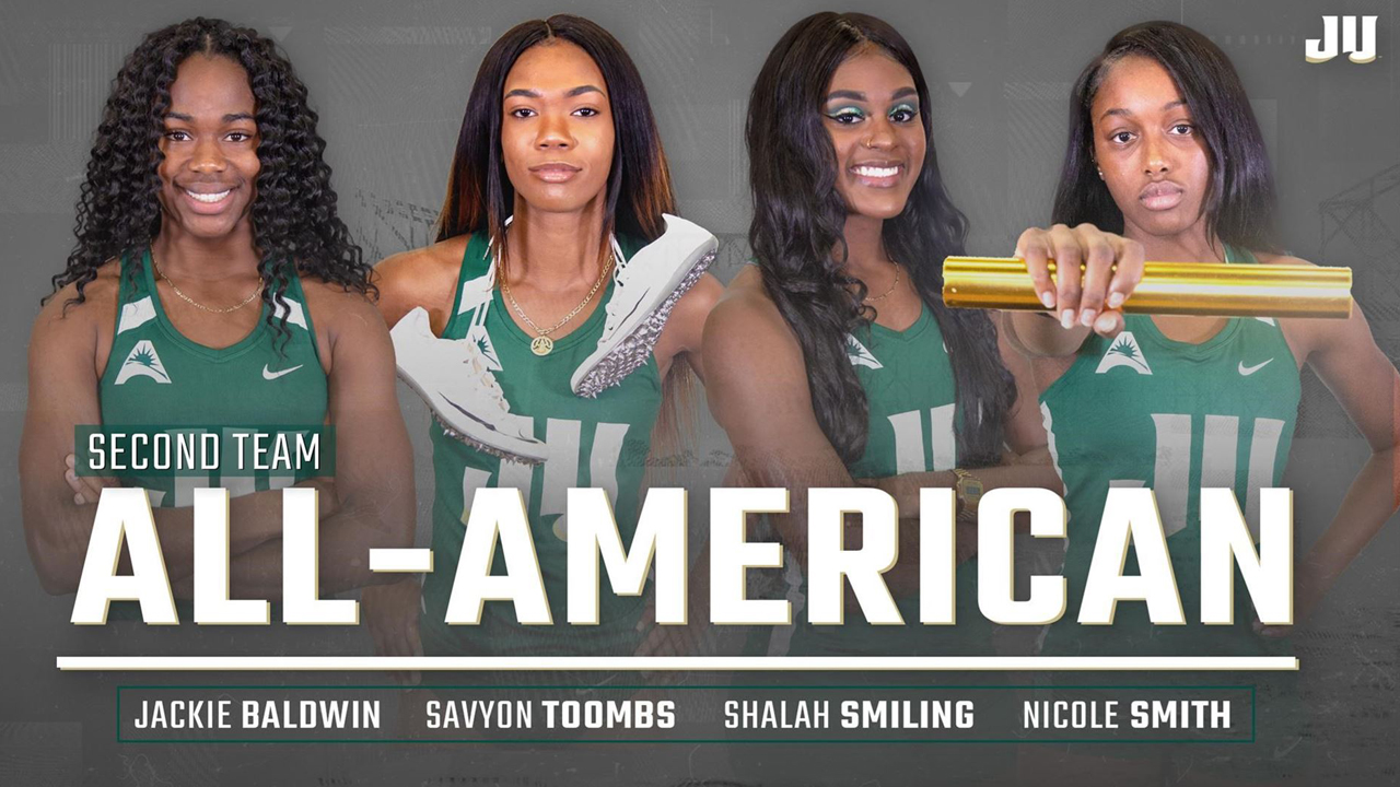 JU's Quartet of Baldwin, Smiling, Smith & Toombs Race to All-American Honors