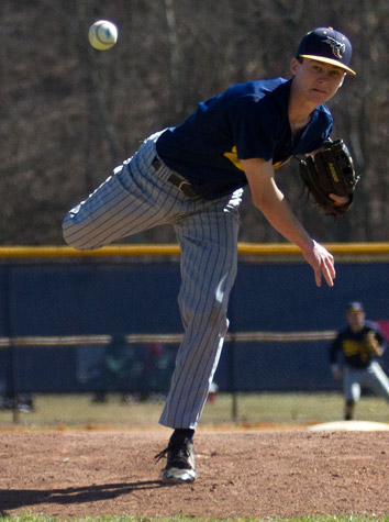 Emory & Henry Baseball Tops League-Leading Roanoke, 4-1, Wednesday On The Road