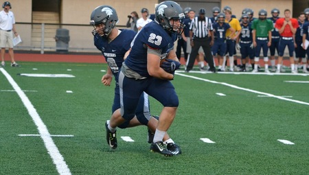 Jacob Burke's School-Record 4 Touchdowns Lead #17 Spartans to 42-10 Win Over Grove City