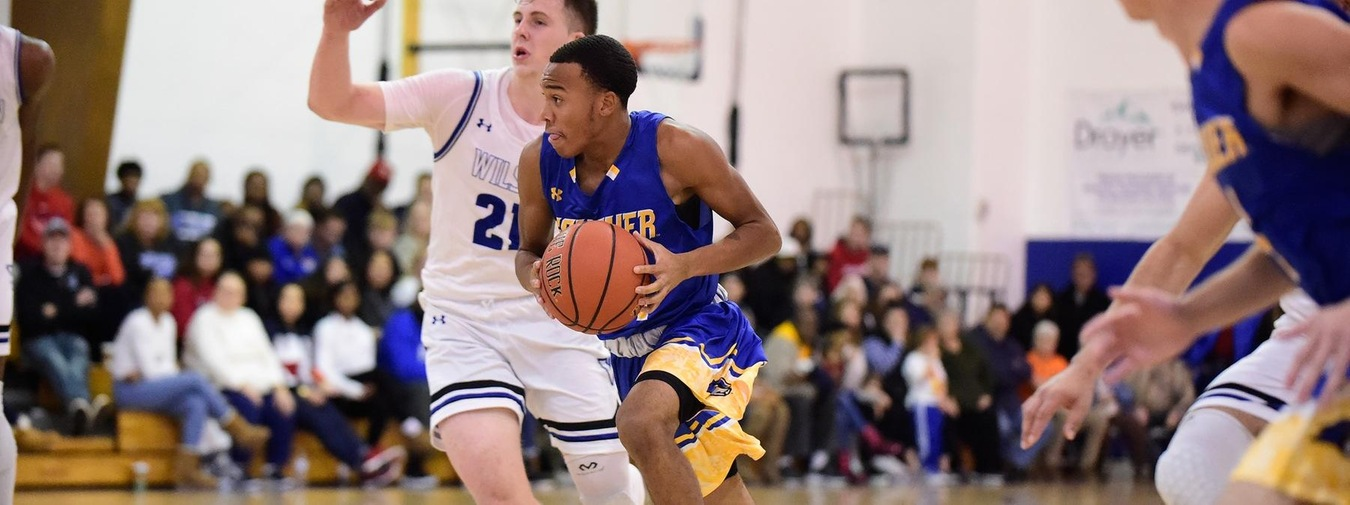 Late Surge Dooms Goucher Men's Basketball In Loss To Juniata