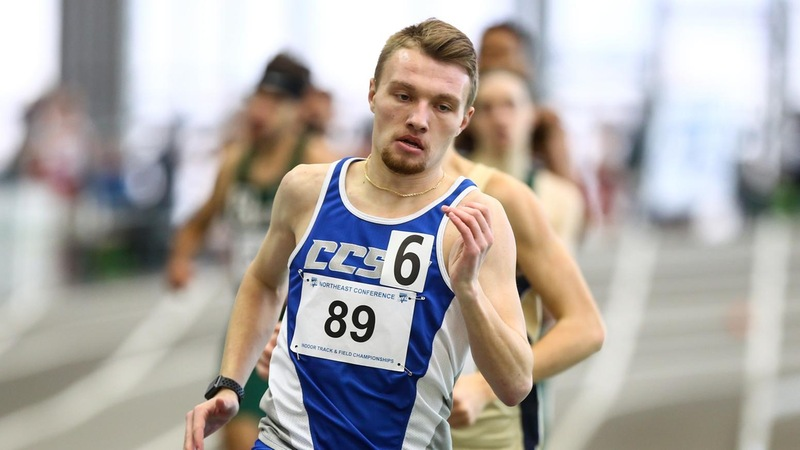 Smith, Gill Compete at IC4A Championships on Saturday