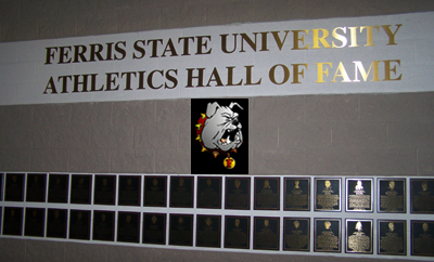 Ferris State University Bulldog Athletics Hall of Fame
