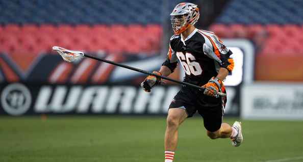 Michael Simon Selected to Third Major League Lacrosse All-Star Game