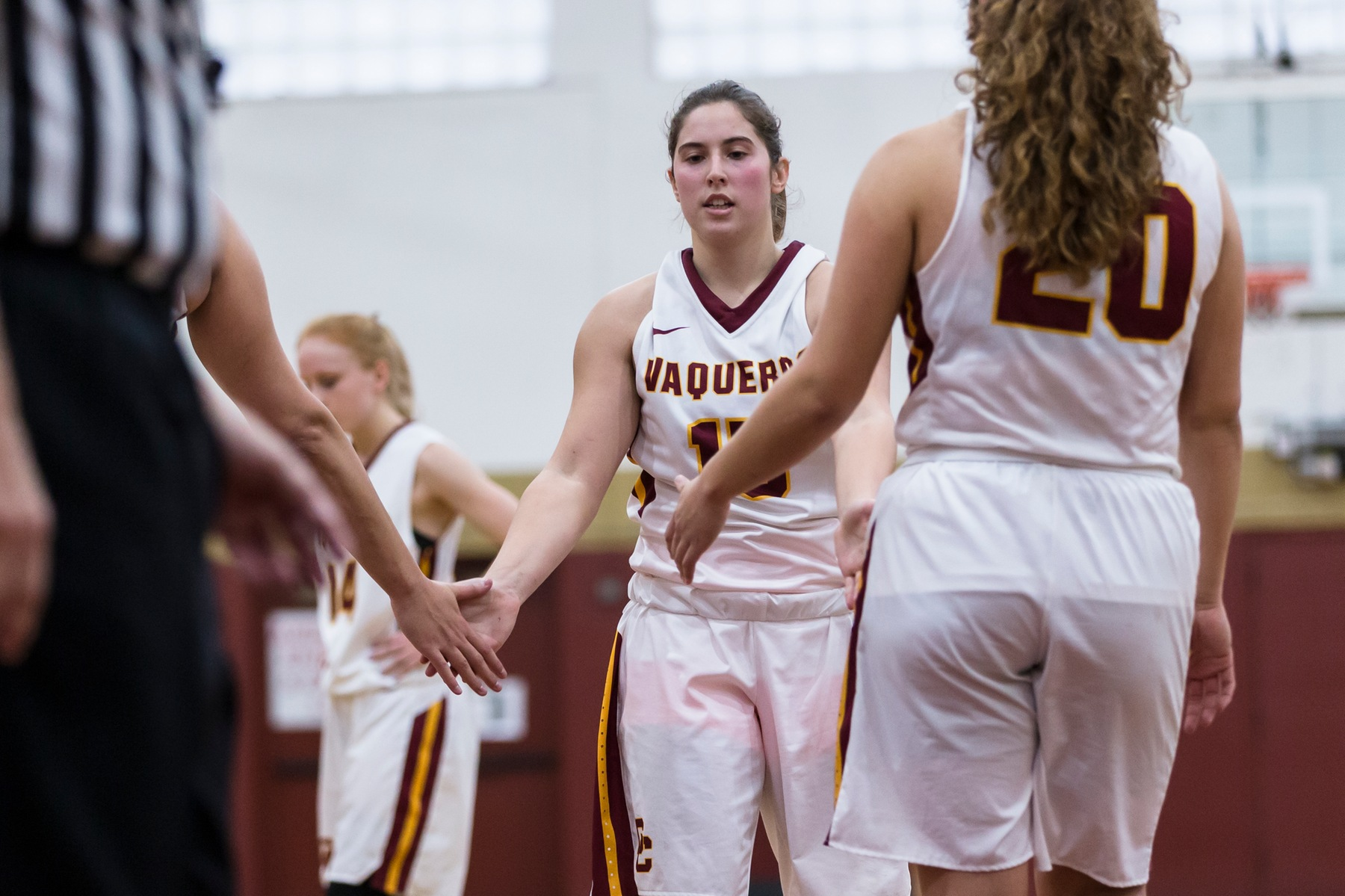 Women's Basketball streaks to 16-4 record with 78-54 win over Victor Valley