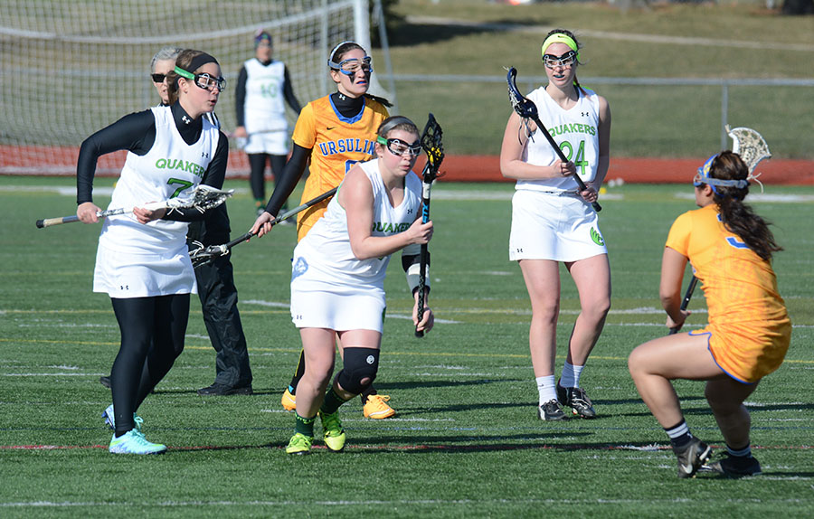 Women's Lacrosse picked to finish 9th in the OAC