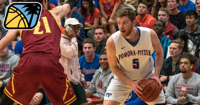 SCIAC Men's Basketball All-Conference Honors Announced