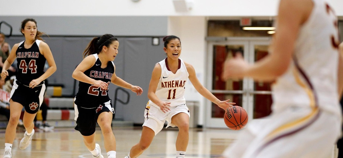 CMS Women's Basketball Hosts Arch-Rival Chapman to Begin SCIAC Play on Saturday (5 PM)